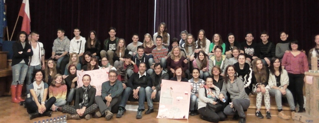 Comenius, Warsaw 2013