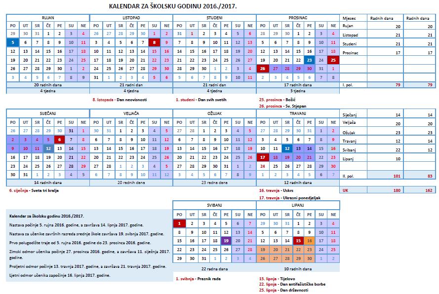 ... kalendar za skolsku godinu 2016 2017 pdf kalendar 2016 17 pdf